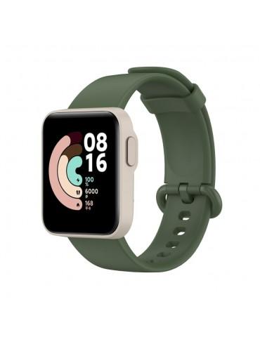Λουράκι σιλικόνης για το Mi Watch Lite - Army Green