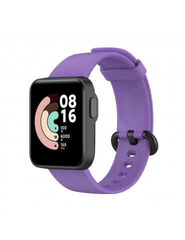 Λουράκι σιλικόνης για το Mi Watch Lite - Purple