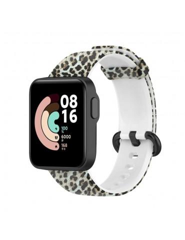 Λουράκι σιλικόνης για το Mi Watch Lite - Leopard pattern