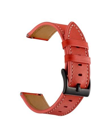 Δερμάτινο λουράκι για το HiFuture HiGear - Red