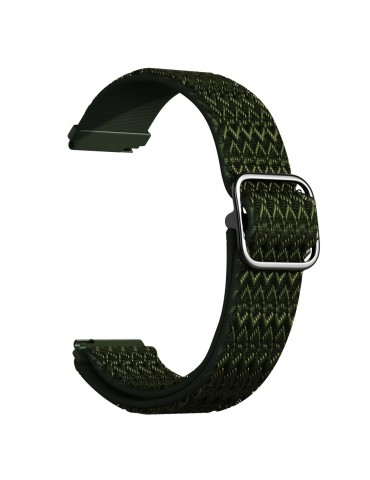 Nylon λουράκι με σχέδιο ρόμβους για το HiFuture HiGear- Green