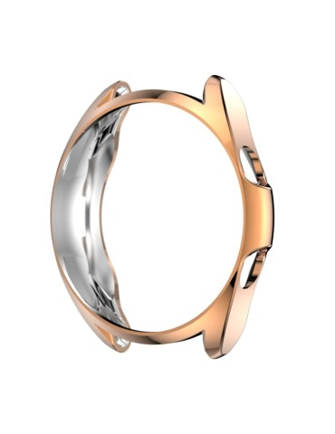 Θήκη σιλικόνης προστασίας για το Samsung Galaxy Watch 3 41mm (Rose Gold)