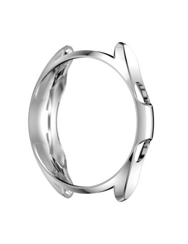 Θήκη σιλικόνης προστασίας για το Samsung Galaxy Watch 3 41mm(Silver)