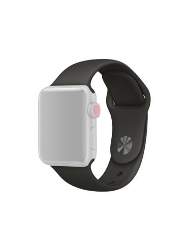 Λουράκι σιλικόνης για το Apple Watch 42/44mm (Grey)