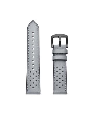 Δερμάτινο λουράκι με τρύπες για το HiFuture HiGear -(Grey)