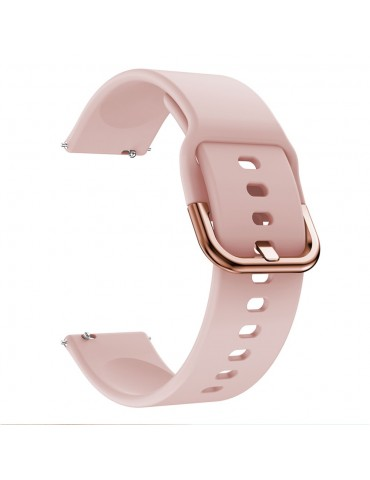 Λουράκι σιλικόνης για το Huawei Watch GT/GT 2 (46mm)/ GT 2e /GT Active/Honor Magic/Watch 2 Classic - Pink