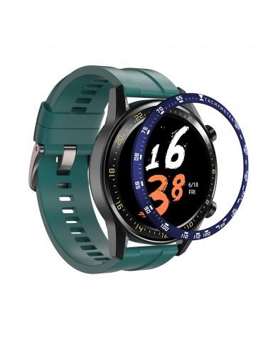 Προστατευτικό Bezel Ring για το Amazfit GTR 47mm - Blue