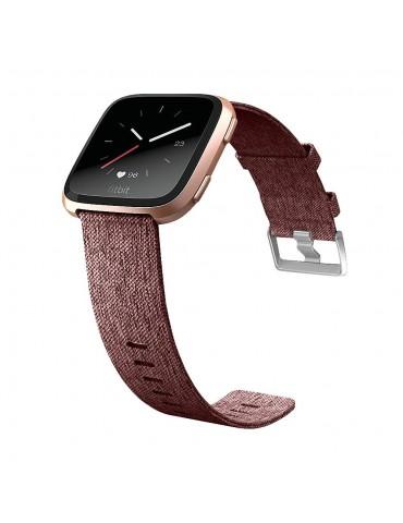 Υφασμάτινο λουράκι Huawei Watch GT/GT 2 (46mm)/ GT 2e /GT Active/Honor Magic/Watch 2 Classic - Brown