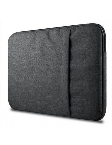 """Θήκη Μεταφοράς Tech-Protect Sleeve Macbook Air/Pro 13"""" - 14'' Dark Grey"""