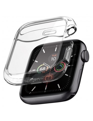 Spigen Ultra Hybrid Θήκη για Apple Watch Series 6 / 5 / 4 / SE (44mm)  - Crystal Clear